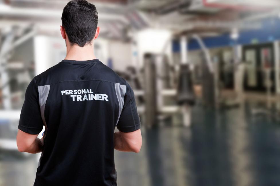 健身教练招聘简历