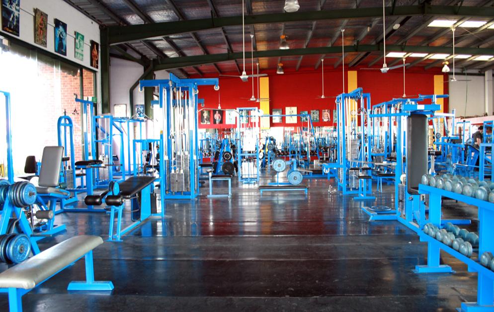 健身房五一节活动主题